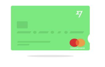 Wise Debit Card Image