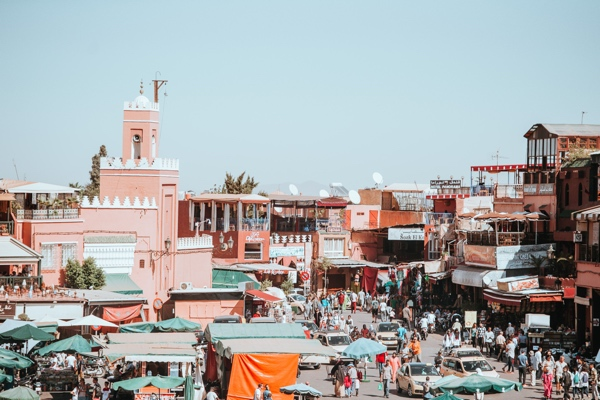 Transfer Money From The Usa To Morocco