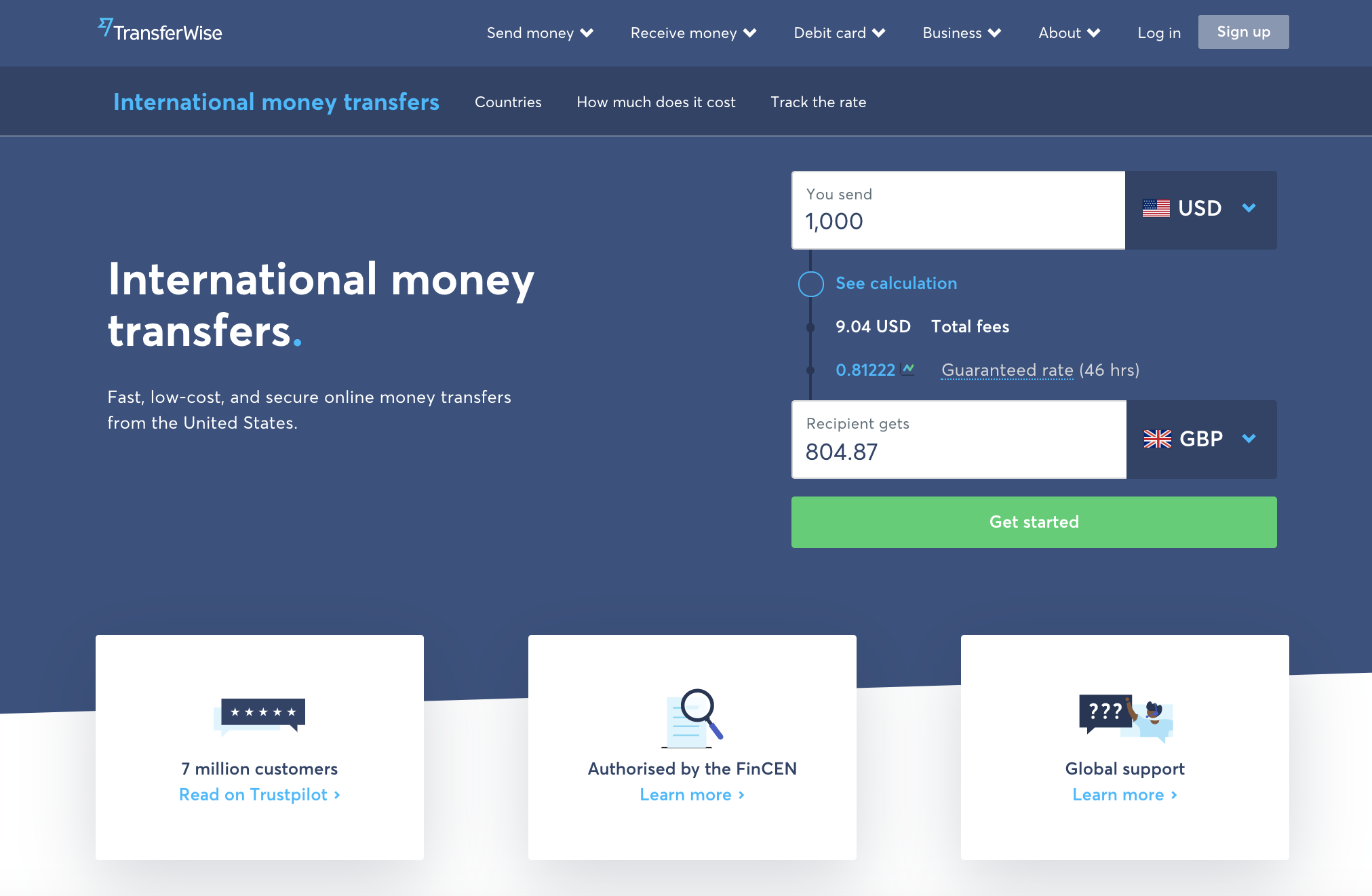 What is TransferWise?