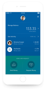 PayPal Money Transfer App is great to send money transfers for business