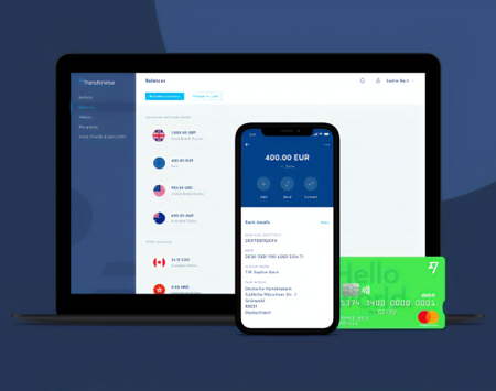 TransferWise is a money transfer service that offers excellent exchange rates and lots of payment options